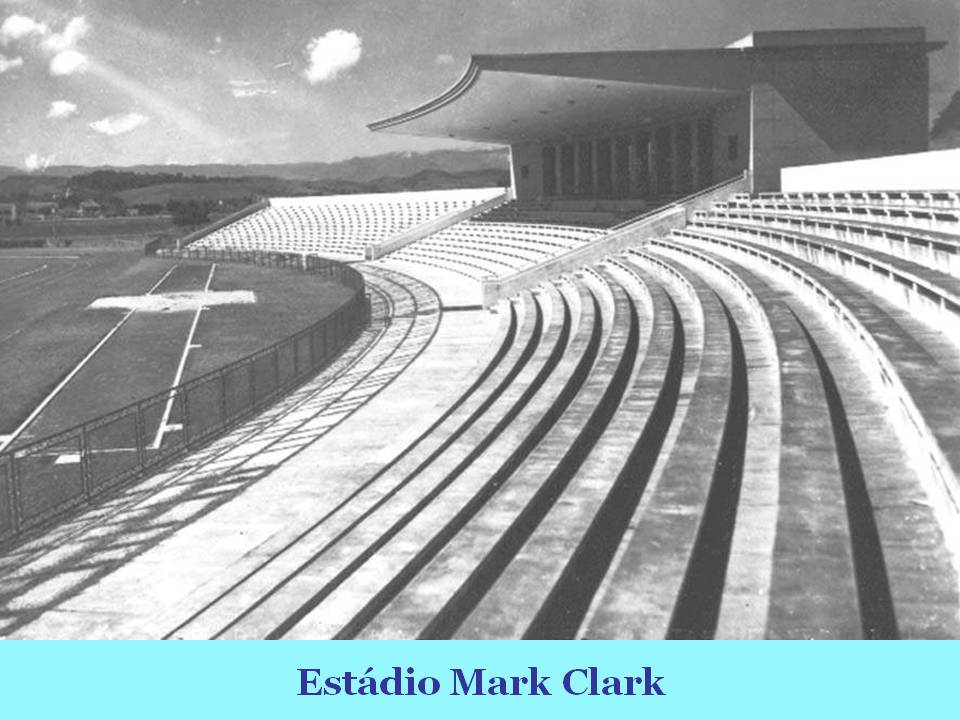 ESTÁDIO MARK CLARK